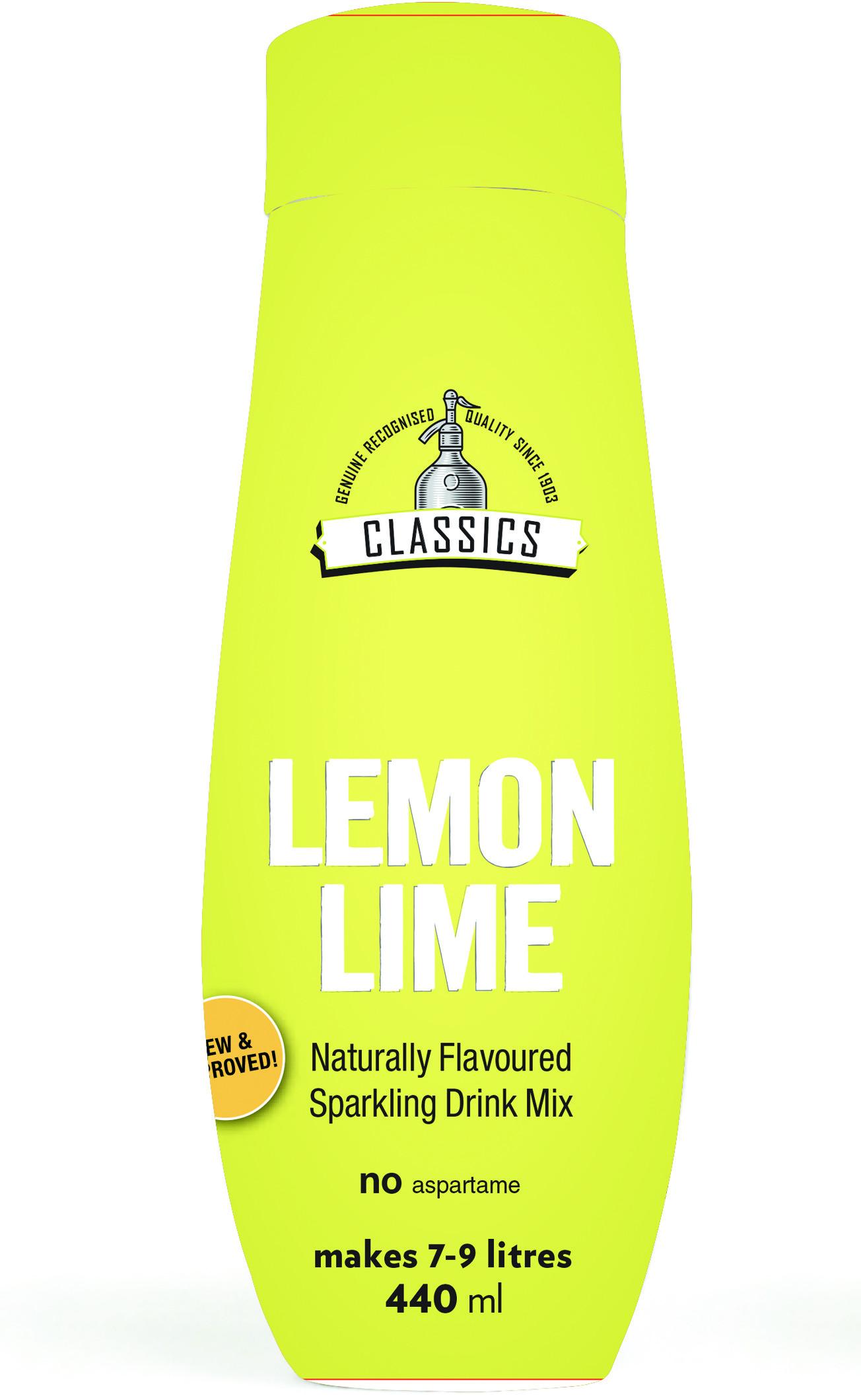 Soda Stream Syrop Lemon Lime 440ml 4900343 4900343