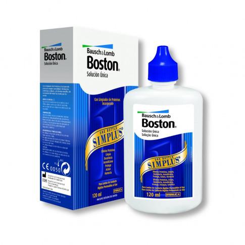 Bausch&Lomb Płyny Boston Simplus Multi-Action Solution 120 ml boston120