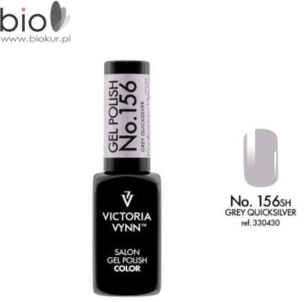 Victoria Vynn Lakier hybrydowy GEL POLISH COLOR Grey Quicksilver nr 156 8 ml 330430