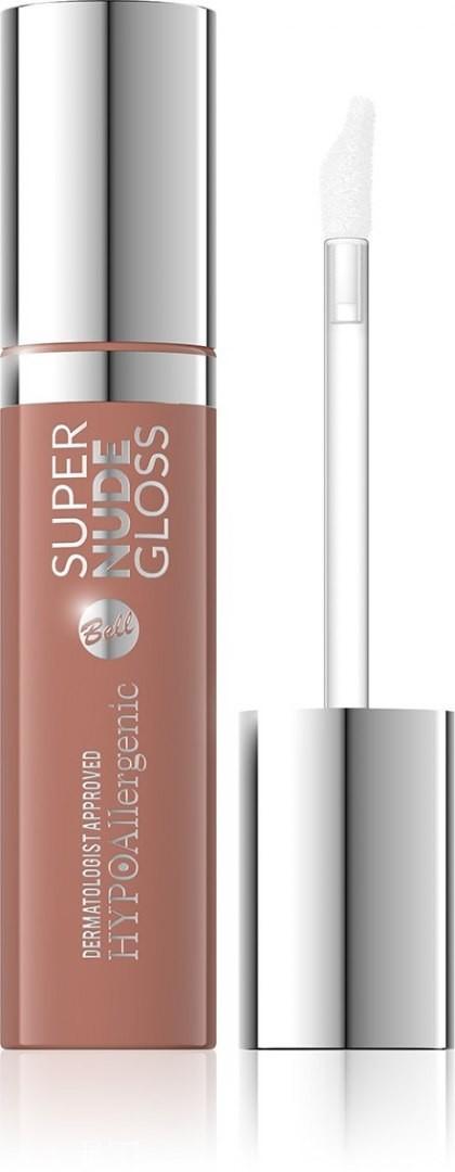 Bell Hypoallergenic Błyszczyk do ust Super Nude Gloss nr 03 15ml 830459