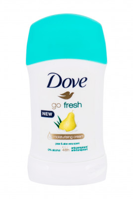 Dove Go Fresh Pear & Aloe Vera 48h antyperspirant 40 ml dla kobiet