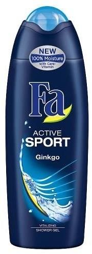Fa Active Sport Ginkgo Shower Gel żel pod prysznic 250ml