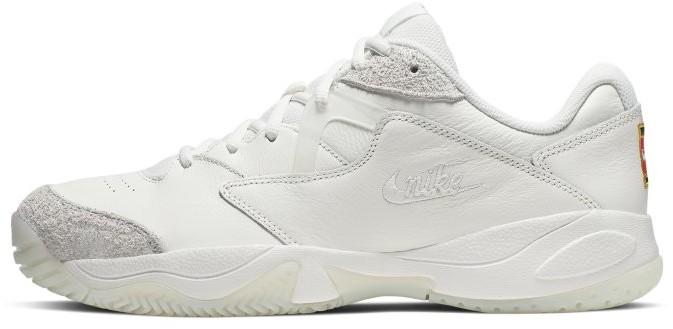 Nike Męskie buty do tenisa NikeCourt Lite 2 Premium - Biel CJ6781-102