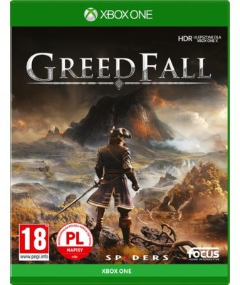 Greedfall (GRA XBOX ONE)