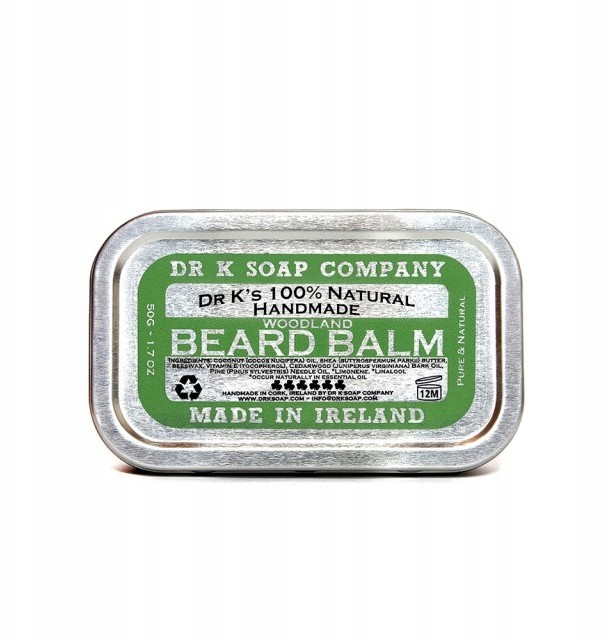 Dr K Soap Company Balsam do brody Woodland 50g