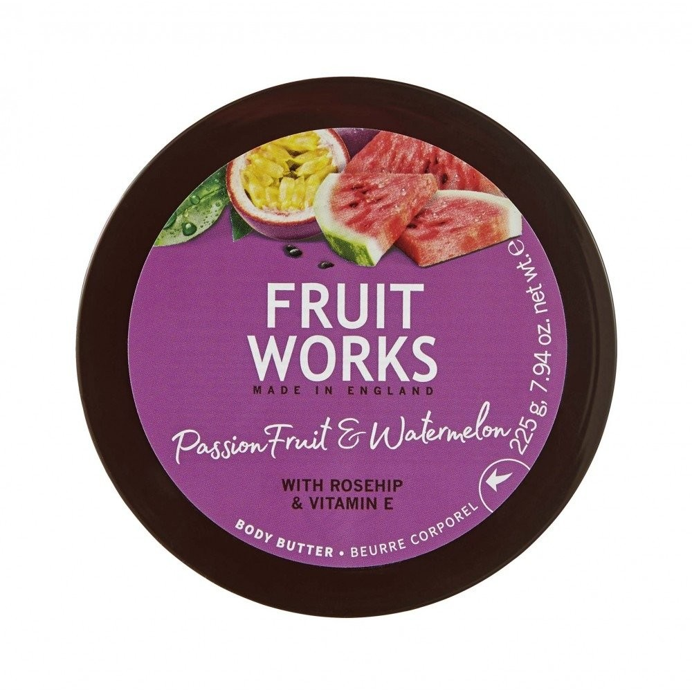 Grace Cole Fruit Works Body Butter Marakuja & Arbuz 225ml 81196-uniw