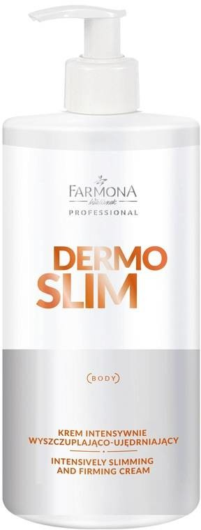 Farmona Professional FARMONA Dermo Slim krem intensywnie wyszczuplająco - ujędrniający 500ml CIAO0004