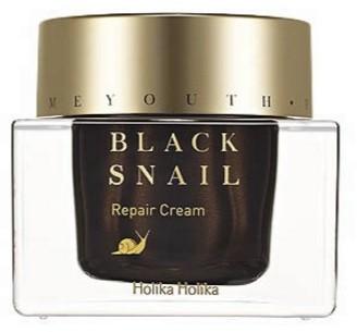 Holika Holika Black Snail Repair Cream Krem nawilżający 50ml HOLIKA-8532