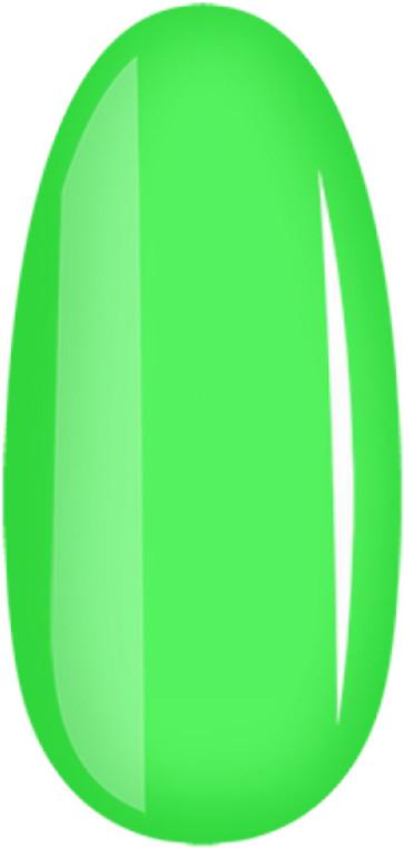 DUOGEL 062 Green Neon - lakier hybrydowy 6ml