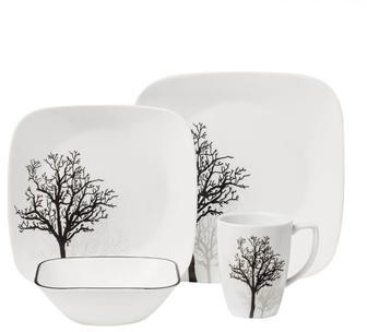 Corelle Zestaw obiadowy Timber Shadows 16 elementów Dzień Kobiet | Taniej o 8%