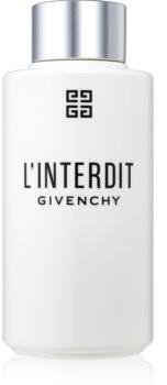 Givenchy LInterdit olejek pod prysznic dla kobiet 200 ml