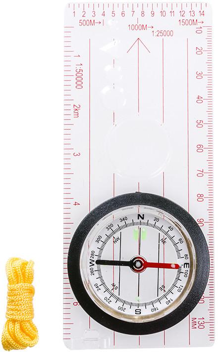 BCB Kompas na mapę z linijk? (CK602)