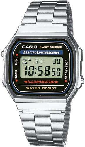 Casio Classic A-168WA-1YES