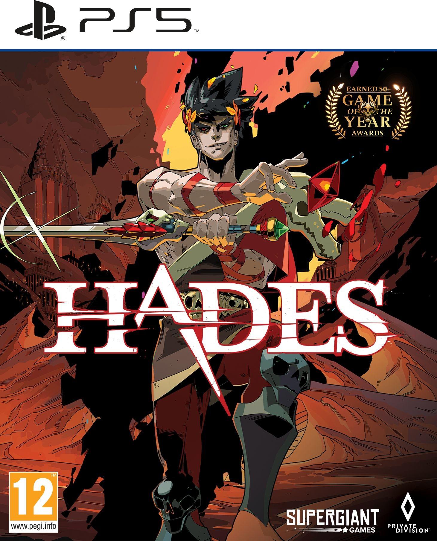 Hades (Gra PS5)