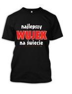 - Koszulka Najlepszy Wujek na Świecie