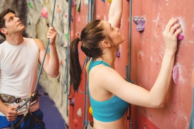 Wspinaczka ściankowa  Płock P0004227