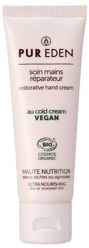 DLA Pur Eden Orgniczny naprawczy krem do rąk skóry podrażnionej i suchej - 50 ml