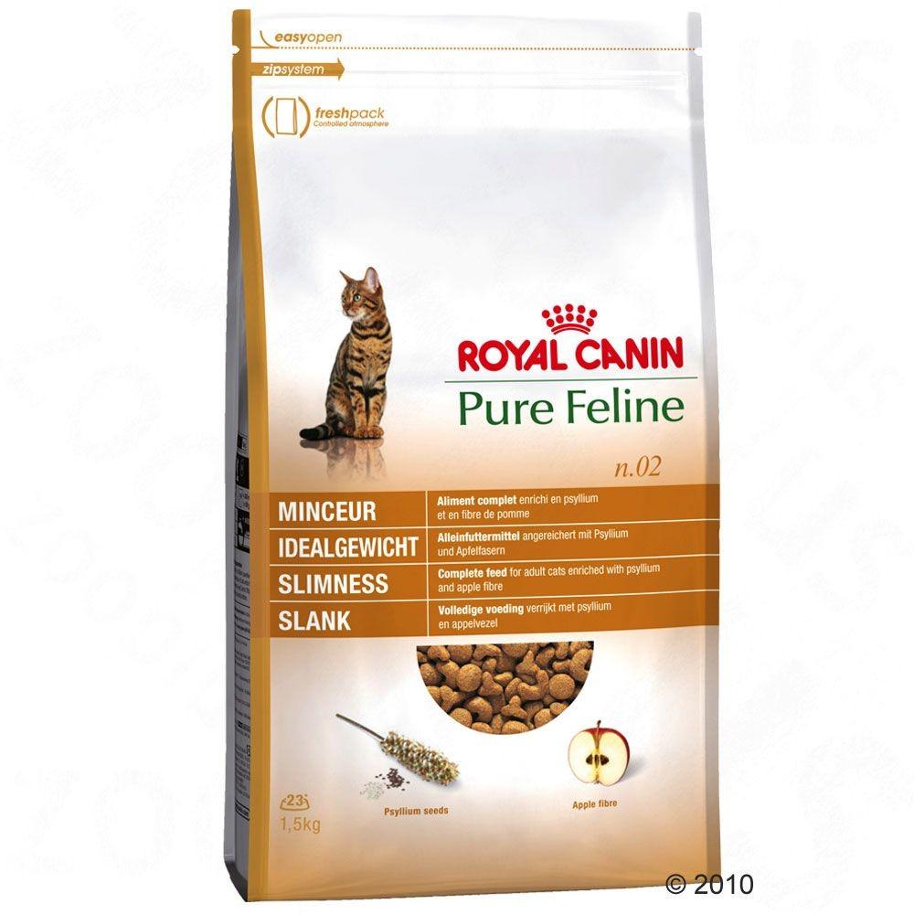 Royal Canin Pure Feline Slimness N02 1,5 kg