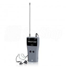 Spytechnology jjn digital Kieszonkowy, szerokopasmowy wykrywacz PRO-SL8 z zakresem do 8 GHz