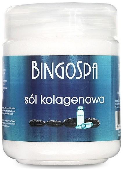 BingoSpa Sól Kolagenowa 550g 1234593359