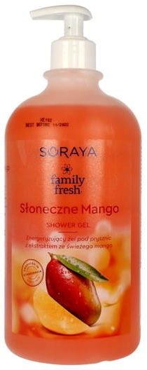 Soraya Żel pod prysznic Słoneczne Mango 1L XXL