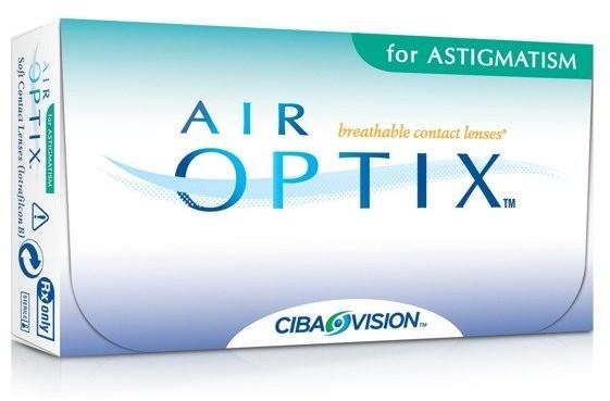 Alcon Air Optix for Astigmatism 6 szt.
