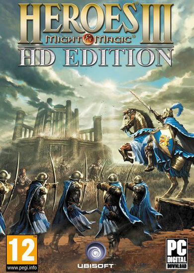 Heroes of Might & Magic III HD Edition (UPLAY)