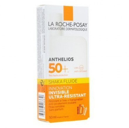 La Roche-Posay La Roche Posay Anthelios SPF 50+ Shaka Fluid lekki fluid do twarzy 50 ml