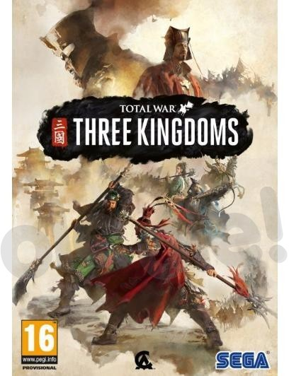 Total War Three Kingdoms Edycja Limitowana PC