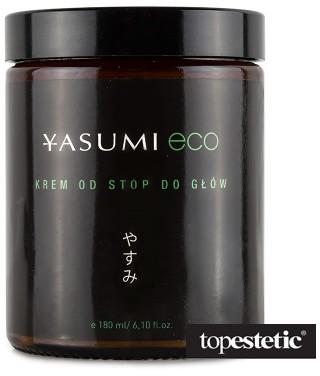 Yasumi Yasumi Yasumi Eco Cream Krem od stóp do głów 180 ml