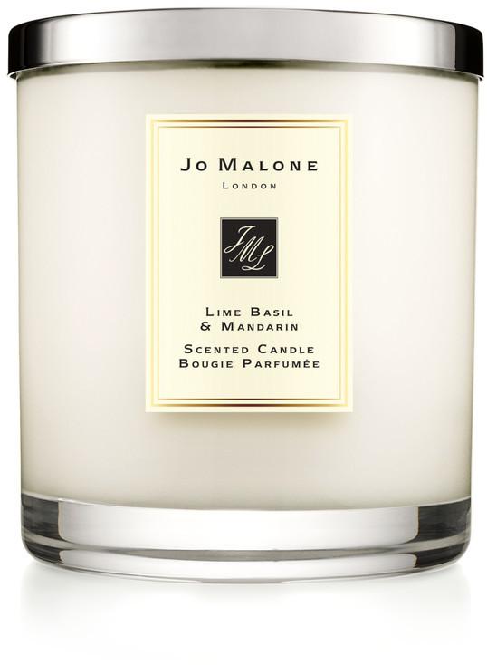 Jo Malone London Jo Malone London Luxury Candles Lime Basil & Mandarin Luxury Candle Świeca
