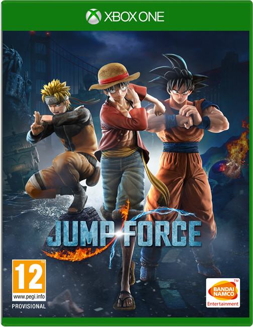Jump Force (GRA XBOX ONE)