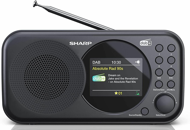 Sharp DR-P320 Czarny