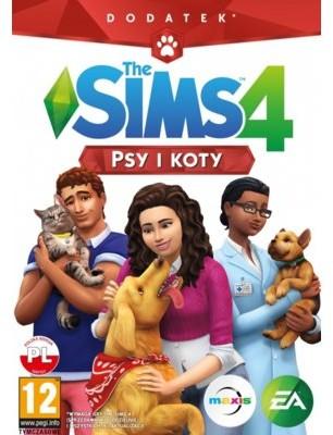 Electronic Arts The Sims 4: Psy i koty PC