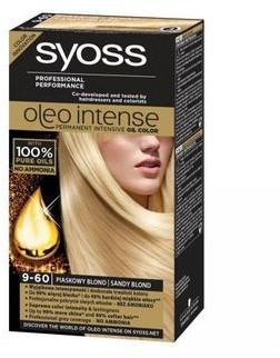Syoss Oleo Intense farba 9-60 Piaskowy Blond 015822