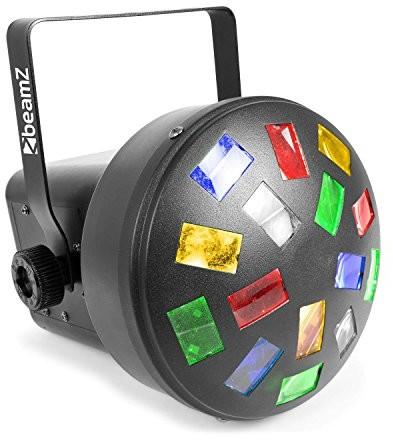 EPISTAR BeamZ dyskotekowy LED w kolorze czarnym (153675)