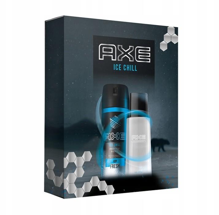 Axe Ice Chill Zestaw Prezentowy Dla Mężczyzn