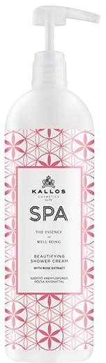 Kallos SPA Krem pod Prysznic z Róży, 1000 Ml 821867