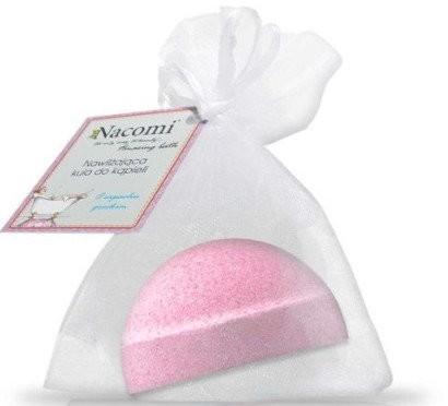 Nacomi Półkula do kąpieli o zapachu maliny - Raspberry Bath Bomb Półkula do kąpieli o zapachu maliny - Raspberry Bath Bomb