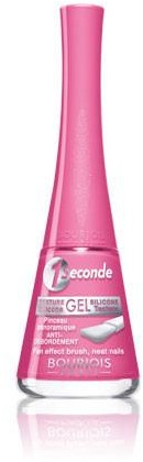 Bourjois 1 Seconde Nail Enamel lakier do paznokci 06 Rose Cupcake 9ml