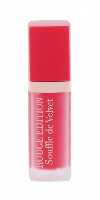 Bourjois Paris Paris Rouge Edition Souffle de Velvet pomadka 7,7 ml dla kobiet 05 Fuchsiamallow