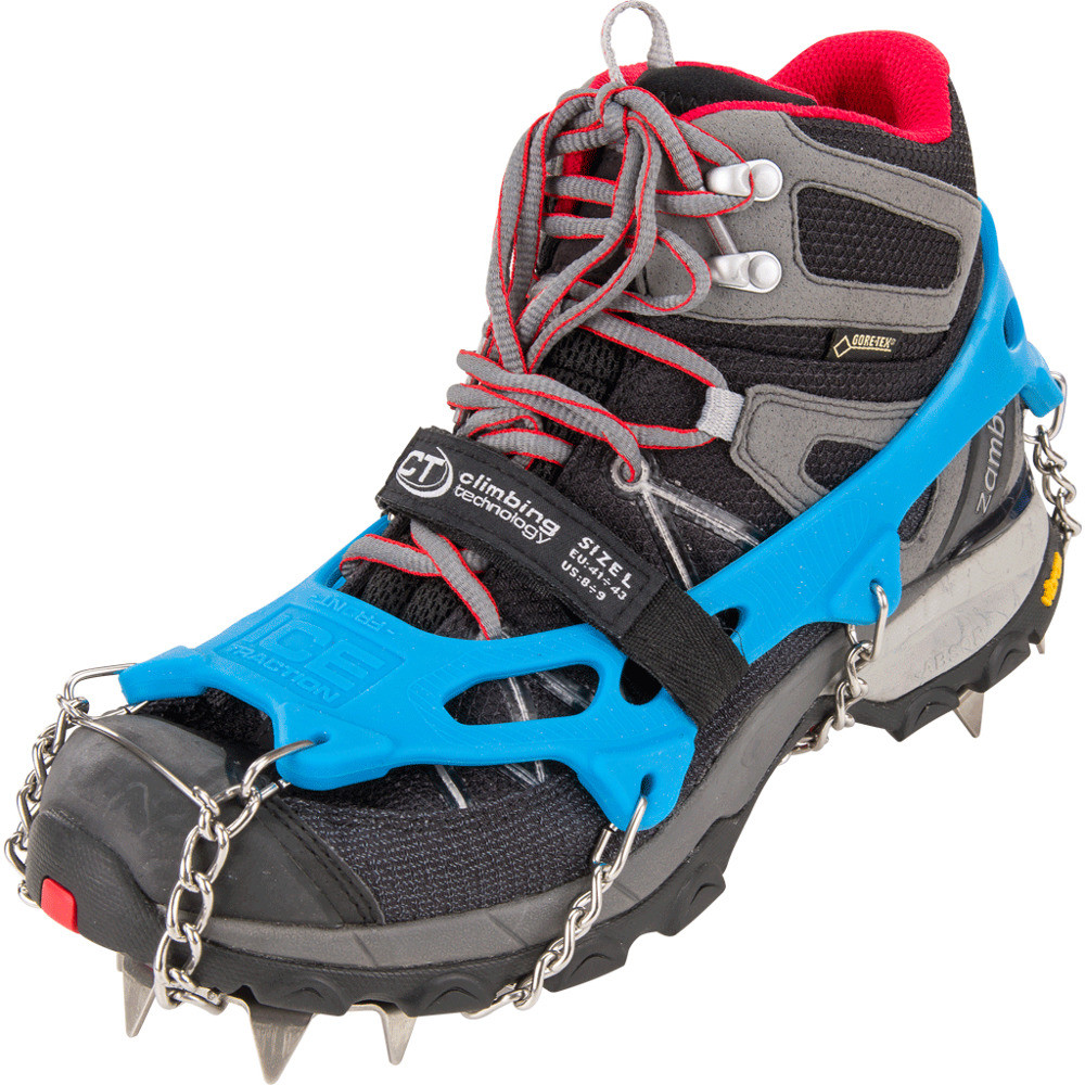 Climbing Technology Raczki na buty Ice Traction Crampons Plus 316105.41-43/0