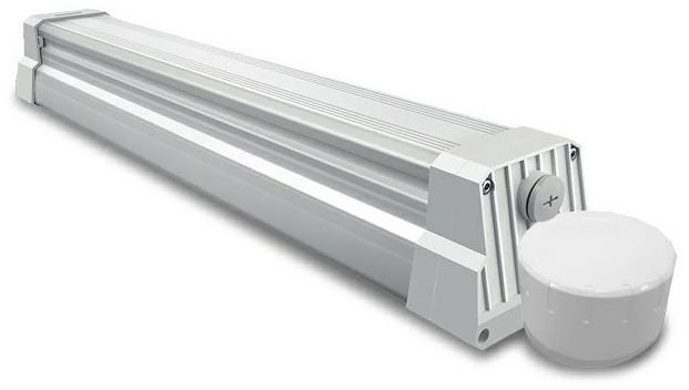 Greenlux Greenlux GXWP395 - LED Oprawa świetlówkowa DUST PROFI MILK HF LED/55W/230V IP66