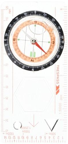 Trespass vastra kompas z lupa powiekszająca, wielokolorowa, jeden rozmiar UUACMIJ30006_NOAEACH