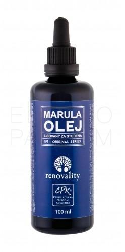 Renovality Renovality Original Series Marula Oil olejek do ciała 100 ml dla kobiet