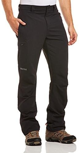 Marmot męska spodnie Diamond Long, czarny 80950L-001-32