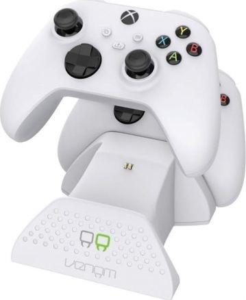 Venom Venom VS2871 podwójna stacja dokująca z 2 akumulatorami Xbox Series S VS2871