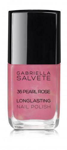 Gabriella Salvete Longlasting Enamel lakier do paznokci 11ml 36 Pearl Rose