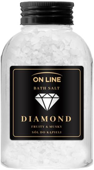 On Line Sól do kąpieli DIAMOND 600g