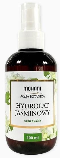Mohani Mohani Hydrolat jaśminowy 100ml 37485-uniw